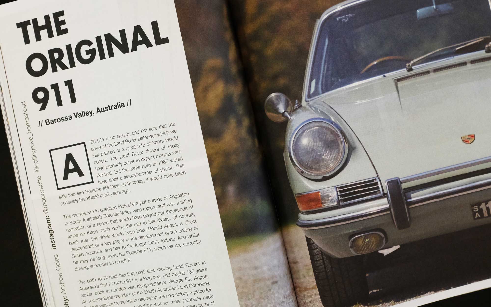 Sports Car Safari Issue 1