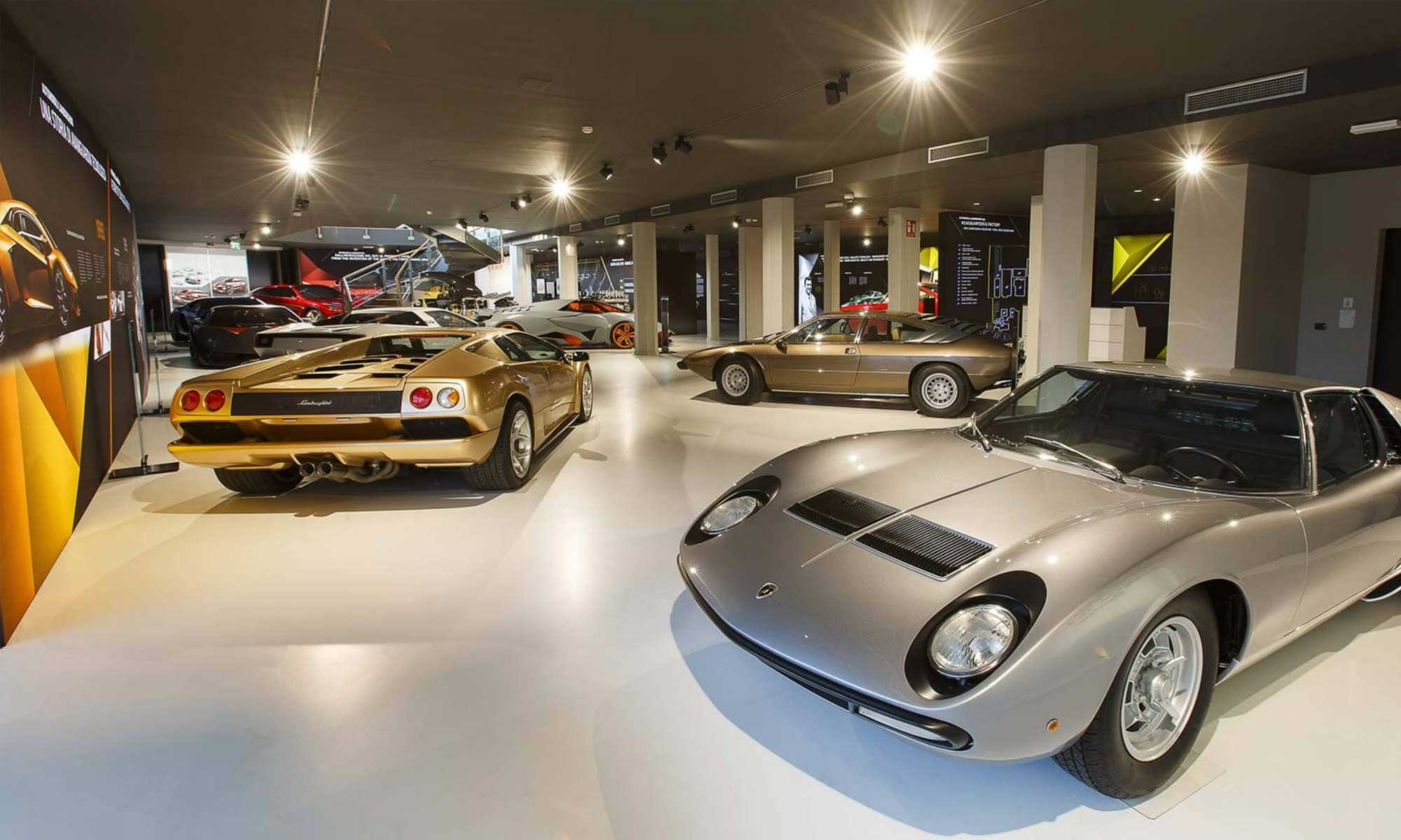 destinations the best car museums in italy privateer garage. Black Bedroom Furniture Sets. Home Design Ideas