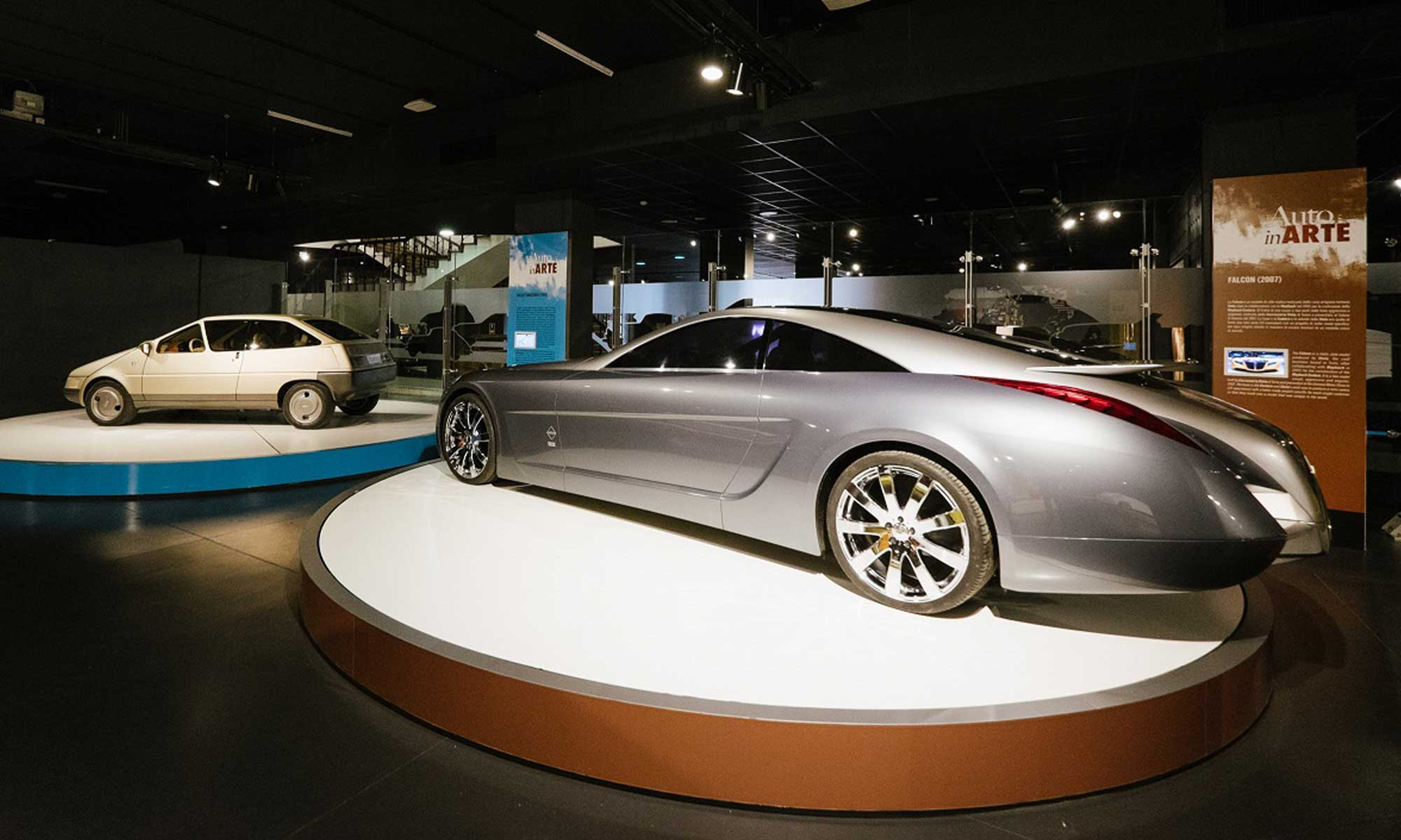 Museo dell Automobile Italy