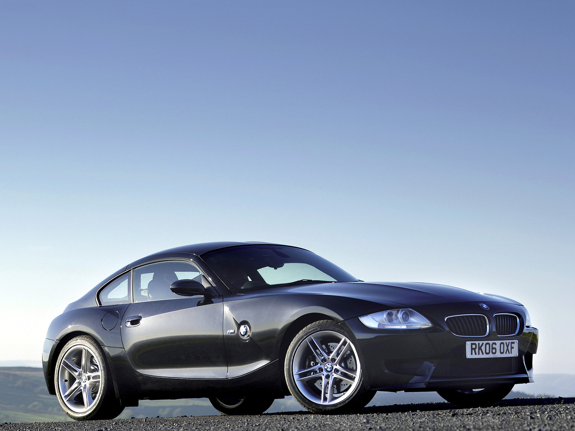 Time To Buy Bmw Z4m Coupe Privateer Garage