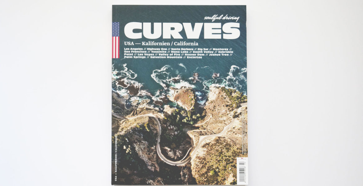 Curves California Book
