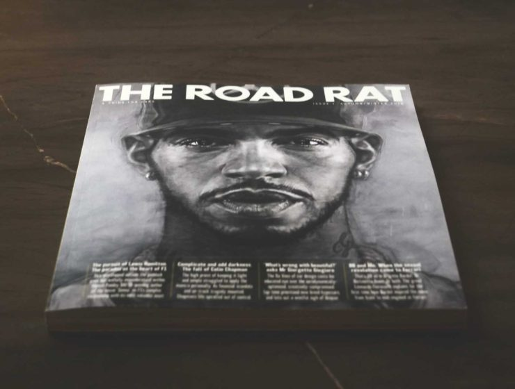 The Road Rat magazine review