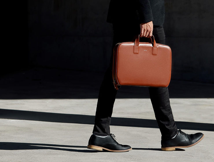 Bellroy Laptop Brief Leather