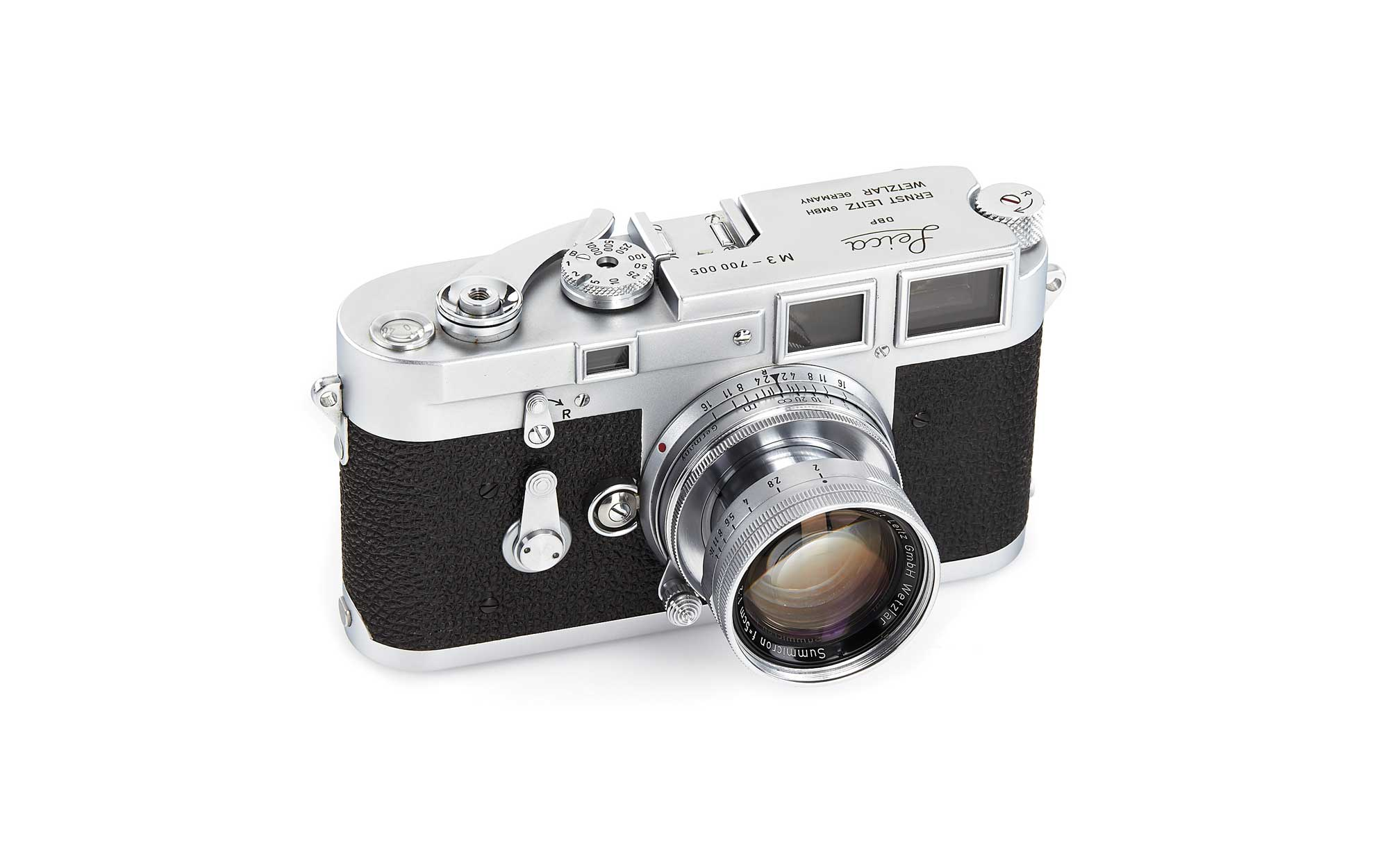 Leica Vintage Camera Auction