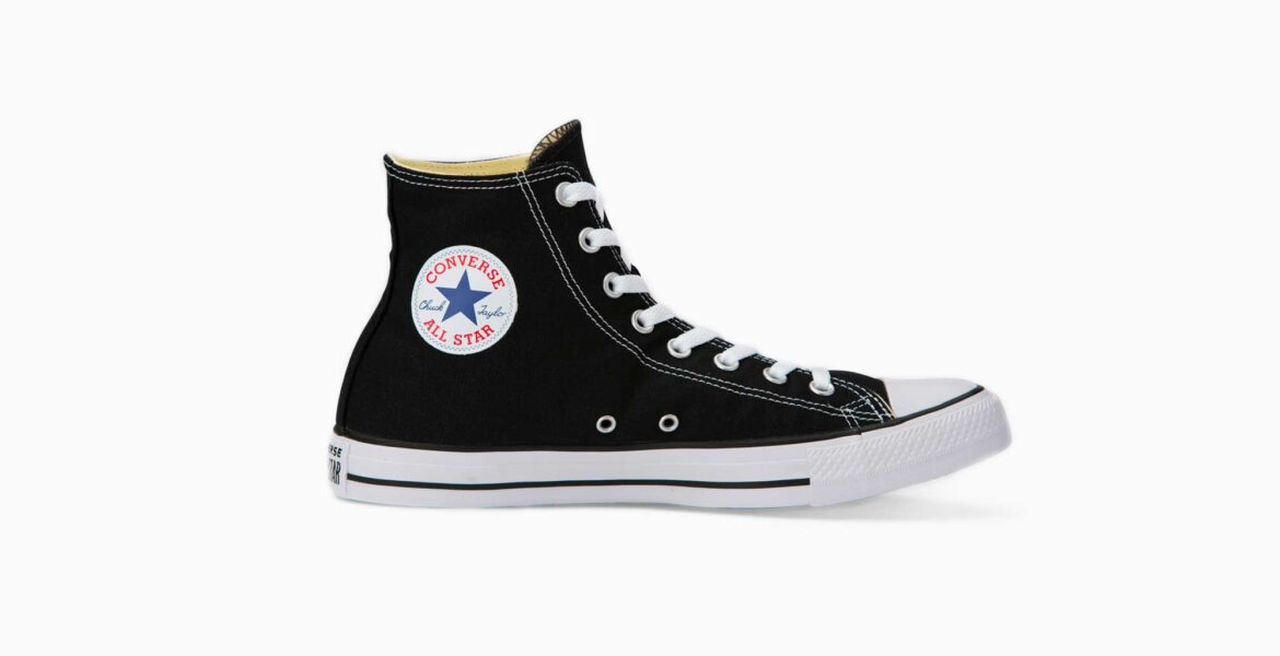How Converse Chuck Taylor All Stars became a cultural icon ...